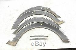 OEM Audi A6 C6 Allroad Fender Kit Housse Roue Arc Bordure Housse Set 4F9853818