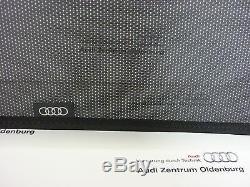 Original Audi Crème Solaire Audi Q2, 2er-Set pour Vitres de Portes Arrière