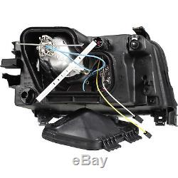 Phare avant Set Kit pour Audi A6 4a C4 Année Fab. 94-97 Inkl. Philips H1/H1
