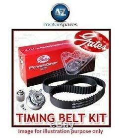 Pour Audi A3 1.9TDi 8V 2003-2010 Gates Kit Courroie Distribution + Eau Pompe Set