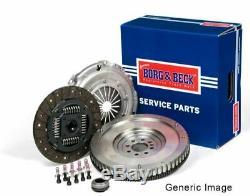 Pour Seat Leon 1M1 1.8 Uni Volant Kit Embrayage 99 à 06 Set B&b Qualité