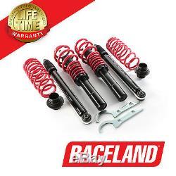 Raceland Surcharges Suspension Kit Audi A4 B8 Saloon Fwd 1.8 2.0 Tdi (2008-2015)