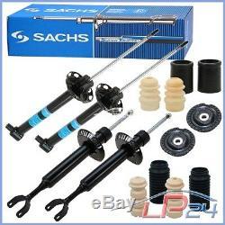 Sachs 170811/280560 Kit Jeu Set Amortisseurs Suspension Essieu Avant+arrière