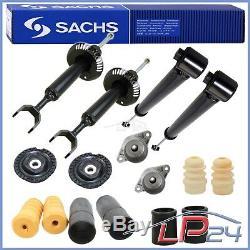 Sachs 170811/556277 Kit Jeu Set Amortisseurs Suspension Essieu Avant+arrière