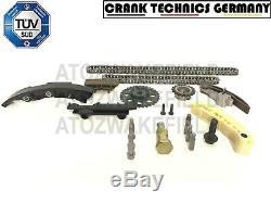 Set Kit Boulons Gears Surtensions Chaînes Distribution V6 3.2 R32 Golf VW Tt A3