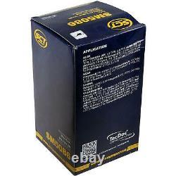 Sketch D'Inspection Filtre Liqui Moly Huile 8L 5W-40 Pour Audi Tt 8J3 1.8 TFSI