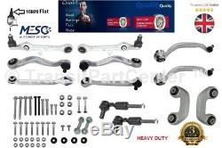 Suspension avant Bras de Suspension Set Kit Audi A4 From 2000 To 2009