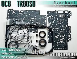 TR80SD 0C8 Vitesse Révision Set VW Touareg Audi Q7 Porsche Cayenne Kit de Joints