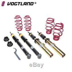 Vogtland Combinés Filetés pour Audi A4 Type 8K B8 Lim Sedan 2WD Quattro Incl -10