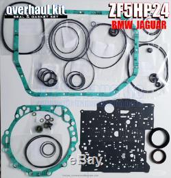 ZF5HP24 Révision Kit, 5hp24 Joint et Joint Set, BMW Jaguar Révision Kit